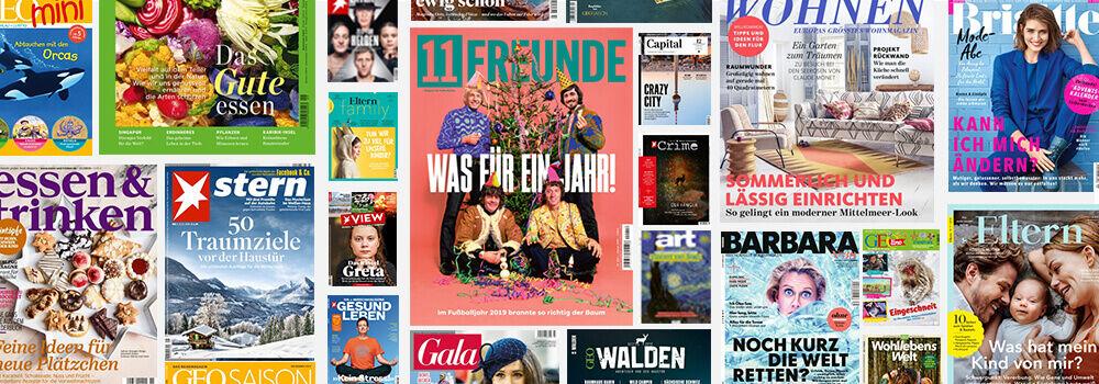 Gruner + Jahr in Hamburg
