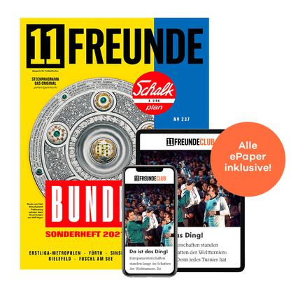 11FREUNDE CLUB Digital + Print
