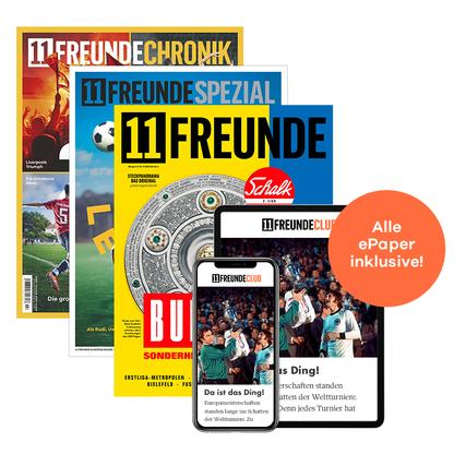 11FREUNDE CLUB Premium